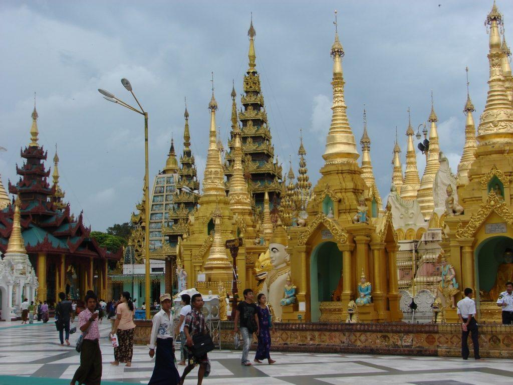 Ciné Conférence : La Birmanie