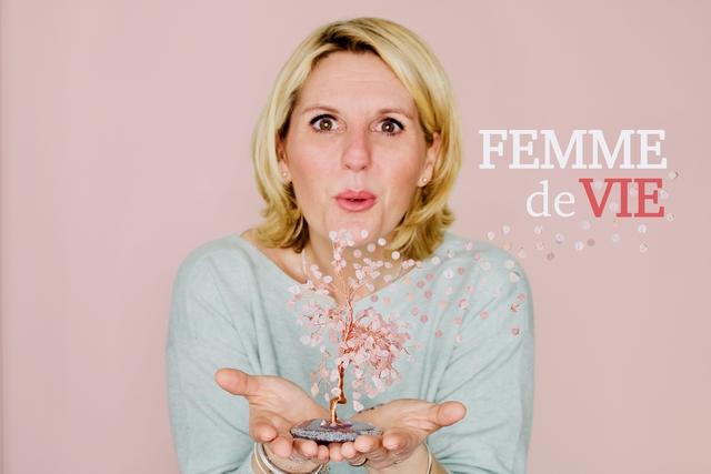 VÉRONIQUE GALLO : FEMME DE VIE